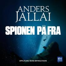 Cover for Spionen på FRA