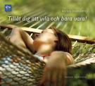 Cover for Tillåt dig att vila och bara vara! - Övningar för en lugnare vardag