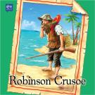 Bokomslag för Robinson Crusoe