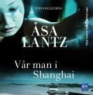 Bokomslag för Vår man i Shanghai