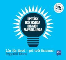 Cover for Upptäck och skydda dig mot energitjuvar: På två timmar