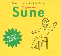 Cover for Sagan om Sune