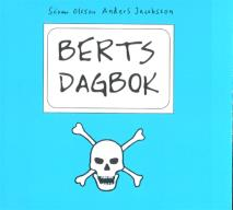 Cover for Berts Dagbok