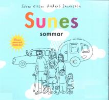 Cover for Sunes sommar
