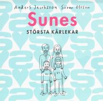 Cover for Sunes största kärlekar