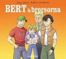 Cover for Bert och brorsorna