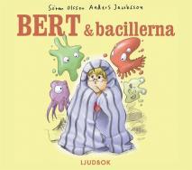 Cover for Bert och bacillerna