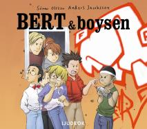 Cover for Bert och boysen
