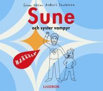 Omslagsbild för Sune och syster vampyr