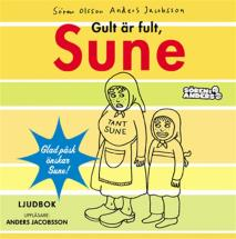 Cover for Gult är fult, Sune