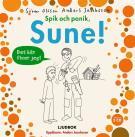 Bokomslag för Spik och panik, Sune!