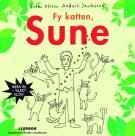 Bokomslag för Fy katten Sune