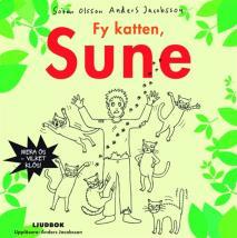 Cover for Fy katten Sune