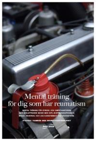 Omslagsbild för Mental träning för dig som har reumatism