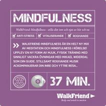 Omslagsbild för WalkFriend Mindfulness