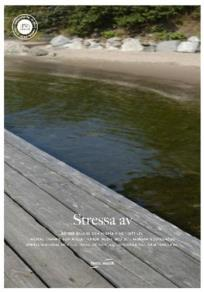 Omslagsbild för Stressa av