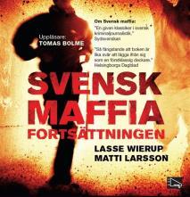 Omslagsbild för Svensk maffia - fortsättningen