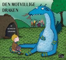 Omslagsbild för Den motvillige draken