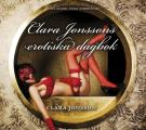 Cover for Clara Jonssons erotiska dagbok