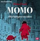 Bokomslag för Momo eller kampen om tiden