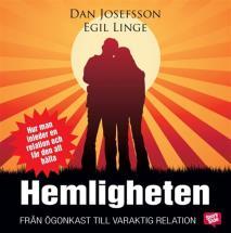 Cover for Hemligheten: från ögonkast till varaktig relation