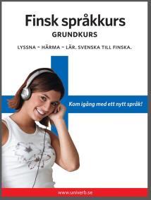 Cover for Finsk språkkurs grundkurs