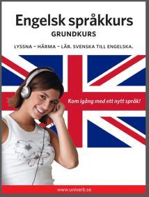 Cover for Engelsk språkkurs grundkurs