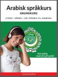 Cover for Arabisk språkkurs grundkurs