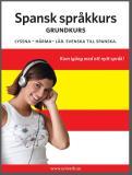 Bokomslag för Spansk språkkurs grundkurs