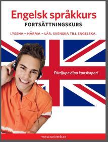 Cover for Engelsk språkkurs fortsättningskurs