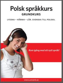 Cover for Polsk språkkurs grundkurs
