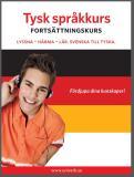 Omslagsbild för Tysk språkkurs fortsättningskurs