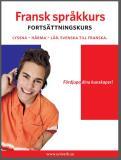 Omslagsbild för Fransk språkkurs fortsättningskurs