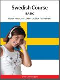 Omslagsbild för Swedish course basic