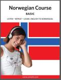 Omslagsbild för Norwegian course basic