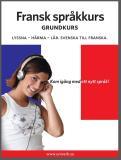Cover for Fransk språkkurs grundkurs