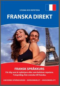 Cover for Franska Direkt
