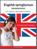 Cover for Engelsk sprogkursus Grundkursus
