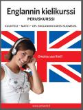 Cover for Englannin kielikurssi peruskurssi