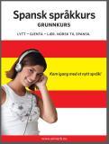 Omslagsbild för Spansk språkkurs Grunnkurs