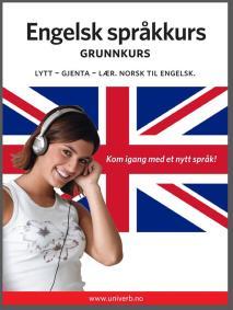 Cover for Engelsk språkkurs Grunnkurs