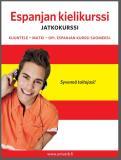Omslagsbild för Espanjan kielikurssi jatkokurssi