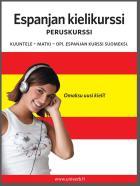 Cover for Espanjan kielikurssi peruskurssi