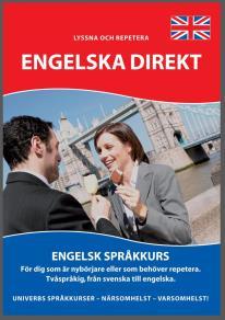 Omslagsbild för Engelska Direkt