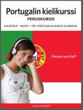 Omslagsbild för Portugalin kielikurssi peruskurssi