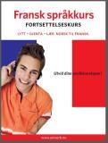 Omslagsbild för Fransk språkkurs Fortsettelseskurs