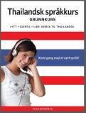 Omslagsbild för Thailandsk språkkurs Grunnkurs