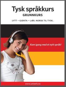 Cover for Tysk språkkurs Grunnkurs