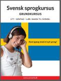 Cover for Svensk sprogkursus Grundkursus