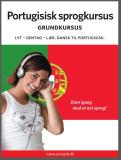 Cover for Portugisisk sprogkursus Grundkursus